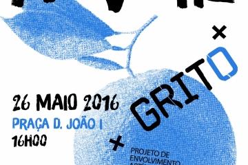 Cartaz Grito 2016 e 2017