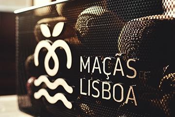 Maçãs de Lisboa